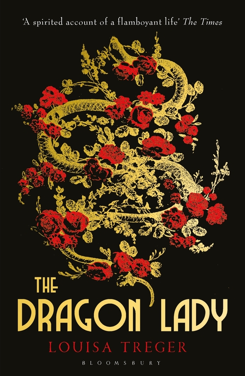 The Dragon Lady paperback